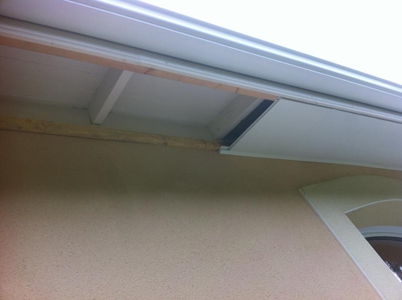 Pvc sous toiture - Revêtements modernes du toit